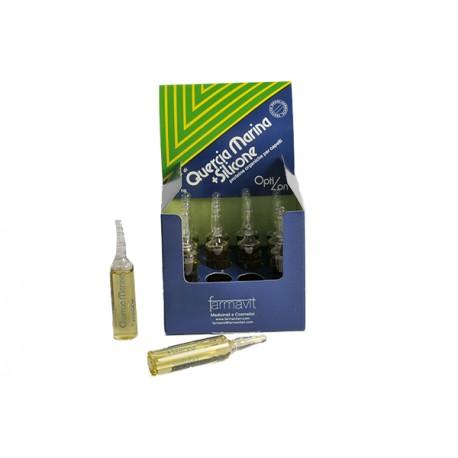 Estratti di quercia marina + silicone trattamento trivolume sgrassante