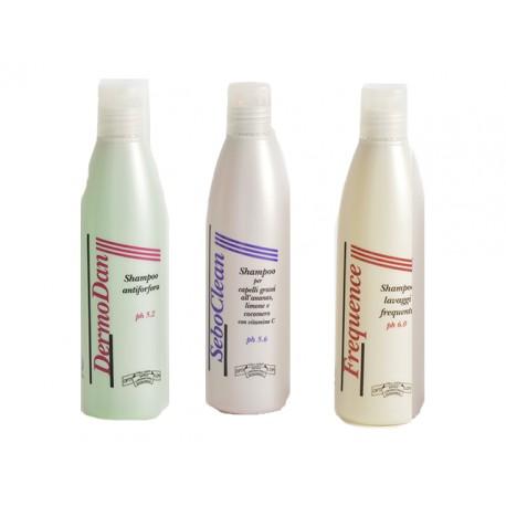 Shampoo Frequence - Seboclean - Dermodan