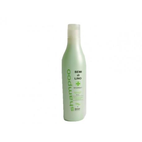 Shampoo ristrutturante ai Semi di Lino