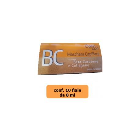 Fiale normali estratti di beta carotene e collagene