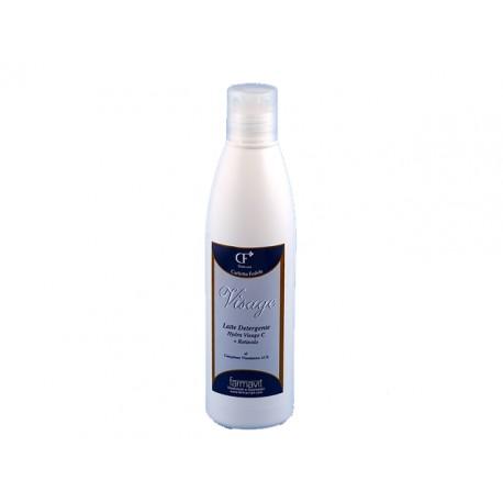 Antirughe latte detergente visage C + retinolo