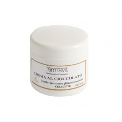 Crema al Cioccolato anticellulite lipo drenante