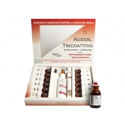 Auxidil tricoattivo extra forte + crescione con integratori vitaminici